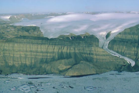Geology of Greenland Survey Bulletin 176 cover photo