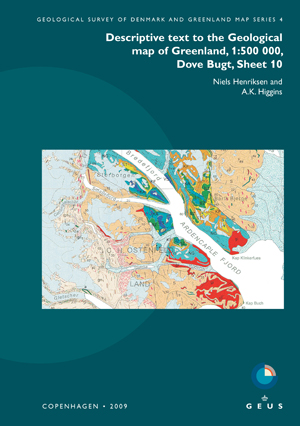 Map Series 4 front cover