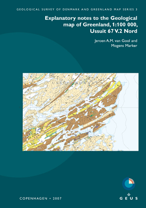 Map Series 3 front cover