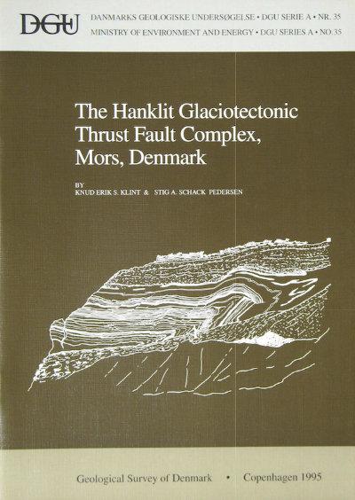 Cover image for Danmarks Geologiske Undersøgelse Serie A