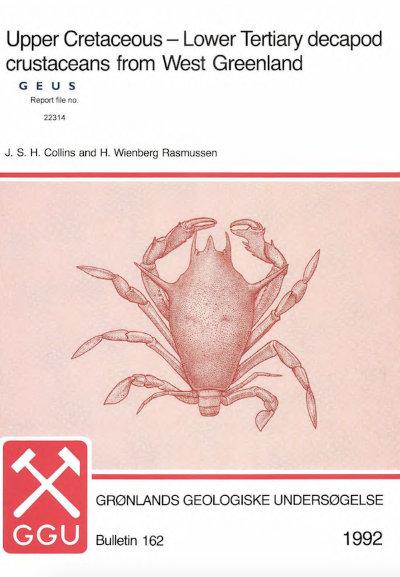 Cover image for Bulletin Grønlands Geologiske Undersøgelse