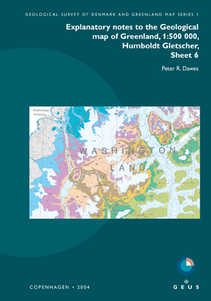 Map series 1 front cover